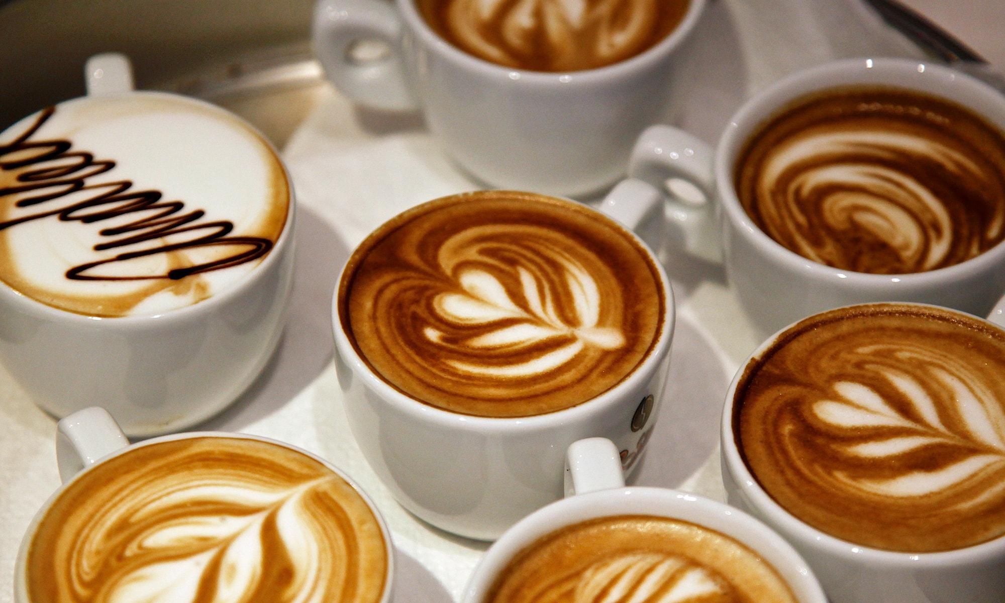 Cappuccini d 39 autore accademia del caff rosito for Immagini caffetteria